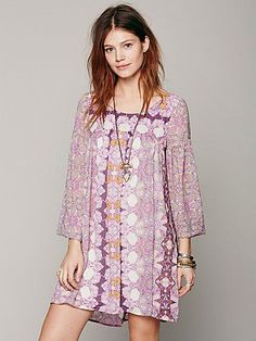 Free People Late Summer Love Dress