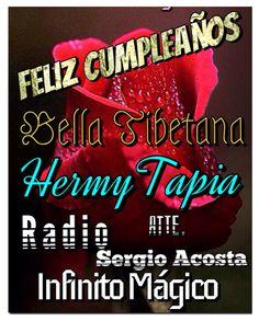 Felicidades Hermy Tapia