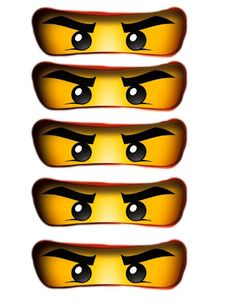 Ninjago Party Free Printables- Print these out for balloons or favor boxes., Ninjago Party Free Printables- Print these out for balloons or favor boxes. Ninjago Party Free Printables- Print these out for balloons or favor boxes. Lego Ninjago Cake, Ninjago Party, Ninjago Kai, Ninja Birthday Parties, Birthday Party Decorations, 5th Birthday, Ninja Birthday Cake, Karate Birthday, Birthday Ideas
