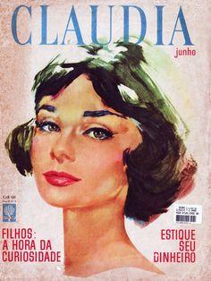 Audrey Hepburn - Claudia, June.