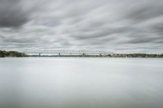 Middelfart, Ostsee Dänemark Clouds, Beach, Water, Outdoor, Long Exposure, Baltic Sea, Gripe Water, Outdoors, The Beach