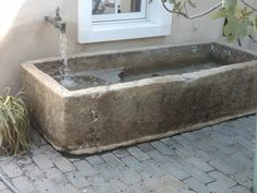 water fountain troughs - Google Search