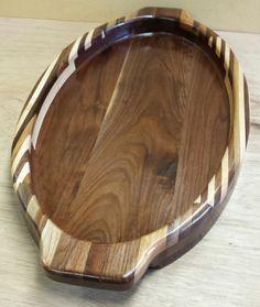 wooden serving platter by DakotaWorkshop on Etsy
