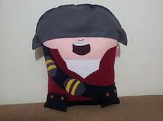 Handmade Team Fortress 2 TF2 Soldier Plush Pillow #steam #valve #games #onlinegames #gamer #gamers #hardcoregamers $27.95 http://www.rbitencourtusa.com/#!product/prd1/2700418401/handmade-team-fortress-2-soldier-pillow
