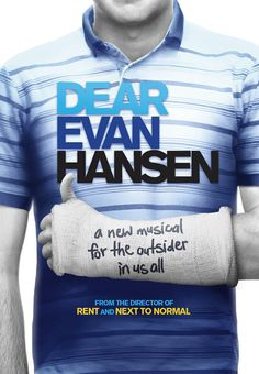 DEAR EVAN HANSEN: A New Musical | On Broadway this Winter | Official Site