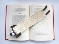 Amigurumi Fox and Sheep Bookmark Bundle | Craftsy