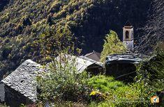 Gurrone Spoccia, seconda parte del circuito di San Carlo in Valle Cannobina