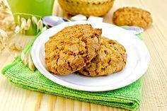 Kekse ohne Zucker - Leckere Haferflocken-Bananen-Cookies