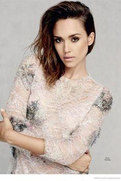 Jessica Alba . www.solidcloset.com fashion -  jessica alba
