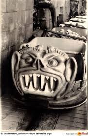 Image result for vintage dark ride