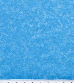 Keepsake Calico Fabric-Aqua Tonal at Joann.com