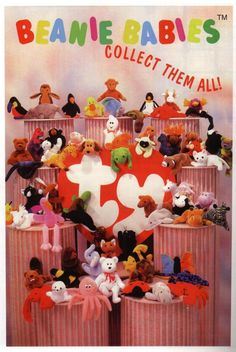 Children of the 90s: Beanie Babies