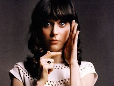If I could have one celebrity best friend, I think Zooey Deschanel would be it.