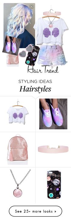 """Half. Unicorn half mermaid"" by dreamer0418 on Polyvore featuring Nikki Strange, Humble Chic, Vans and Puck Wanderlust"