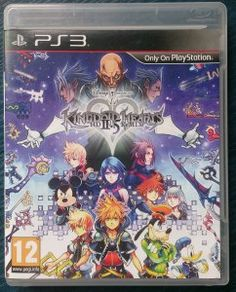 Kingdom Hearts 2.5 | II.5 HD Remix PS3
