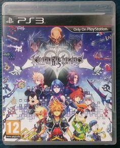Kingdom Hearts 2.5 | II.5 HD Remix PS3