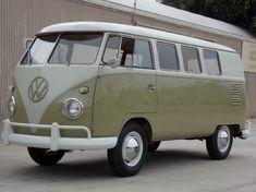 1950 VW Bus