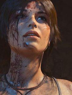 Lara // Rise of the Tomb Raider