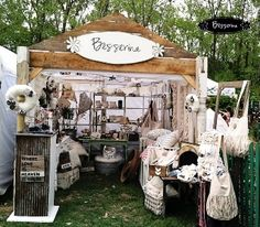 Craft Show Display Tips: Limiting Display Products – If you are creating pieces in bulk, you can encourage your customers to buy by limiting your display products. Instead of putting out all 10 prints, just put out 1. Your customer will think that it is the last piece and she will be more likely buy the item before it's gone.
