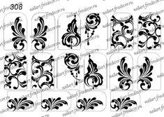 Nail Tutorials, Design Tutorials, Swirl Nail Art, Nail Techniques, Butterfly Nail Art, Nail Brushes, Drawing Practice, Flower Nails, Logo Images