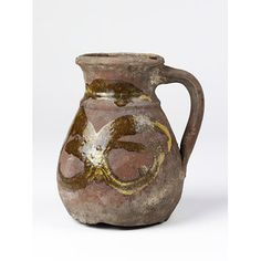 Jug ca 1350-1450 England, V&A Collection