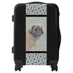 Shop Anatolian Shepherd Painting - Original Dog Art Luggage created by alpendesigns. Dog Lover Gifts, Dog Lovers, Anatolian Shepherd, Custom Luggage, Dog Art, Original Paintings, Dogs, Cute, Shepherd Dog