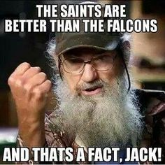 #Saints #Falcons #WhoDat