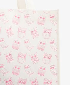Owl Shoppers Tote | FOREVER21 - 1035548925