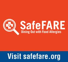 Food Allergy Research & Education.  Guide to dining out with Food Allergies.