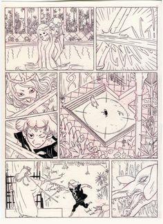 Andrew R MacLean • art and comics