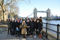 Students Study Abroad in India | Belgium and England | Lubin School of Business | Pace University