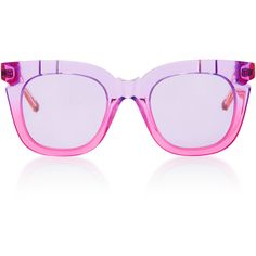 Pared Eyewear Pools & Palms Acetate Cat-Eye Sunglasses ($200) ❤ liked on Polyvore featuring accessories, eyewear, sunglasses, pink, retro cat eye sunglasses, retro glasses, pink sunglasses, acetate sunglasses and retro cat eye glasses