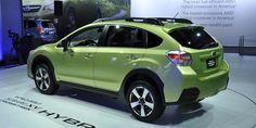 2014 Subaru XV Crosstrek Hybrid has sportier attitude with fuel-efficiency