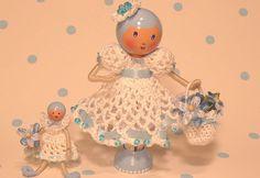 Custom order Clothespin doll | Flickr - Photo Sharing!