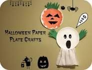 halloween crafts for kindergarten - Google Search