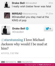 Drake Bell. I LOVE YOU