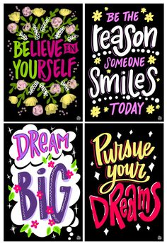 InSTALLing Inspiration - 20 x 30 UV-Coated Vinyl Adhesive Decals for Bathroom Stall Doors or Any Walls - Collection B School Bathroom, Bathroom Stall, Classroom Posters, Classroom Board, Classroom Displays, School Murals, Quotes For Kids, Kid Quotes, Custom Vinyl