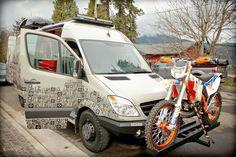 Sprinter Outside Van | Mercedes-Benz Lynnwood Sprinter