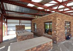 kindergarden ithuba (ZHAW 2012) Patio, Outdoor Decor, Home Decor, Architects, Decoration Home, Room Decor, Home Interior Design, Home Decoration, Terrace