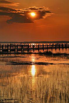 Chincoteague Bay, Chincoteague Island, Virginia