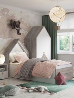 DENDY 11 detská posteľ 90 x 200 cm - Váľandy a jednolôžka - Postele Furniture, Home Decor, Decoration Home, Room Decor, Home Furnishings, Home Interior Design, Home Decoration, Interior Design, Arredamento