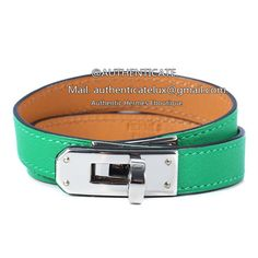 6f948fe6f6f Hermes Kelly Double Tour Braclet
