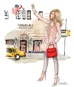 inslee haynes fashion illustrations - Pesquisa Google