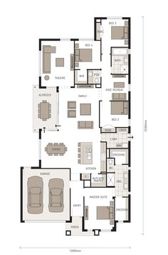 Henley carmelle series Lux Q2 floorplan  (was $215,900 now $203,900) as at 3/11/14