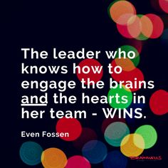"""Become the """"hottest"""" leader you know!  http://brainwells.com/become-the-hottest-leader-you-know/"""