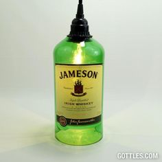 Jameson Irish Whiskey Pendant Lamp PH