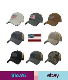 5c2c69ff9a4 USA American Flag Patch Hat Military Tactical Operator Detachable Baseball  Cap in 2019