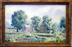 Harlan Hubbard - Paintings