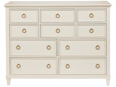 Getaway Coastal Living Home Collection Bondi Beach Dresser | Universal Furniture Bondi Beach, Coastal Living, Home Collections, Upholstery, Dressers, Storage, Furniture, Home Decor, Purse Storage