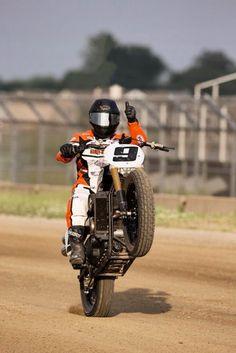 Harley Davidson Street 750 Flat Tracker at X Games Austin